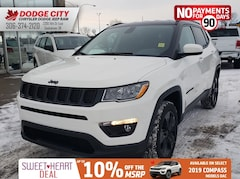 2019 Jeep Compass North Altitude | 4x4 SUV