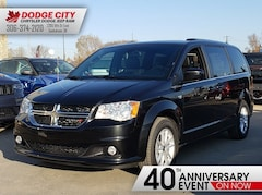 2019 Dodge Grand Caravan 35th Anniversary Minivan