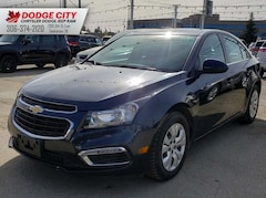 2016 Chevrolet Cruze 1LT Turbo | Bup Cam, A/C, Cruise Sedan