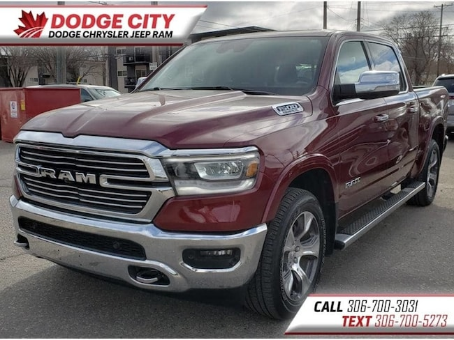2019 Ram 1500 Laramie | Nav, Leather, Bup Cam Truck