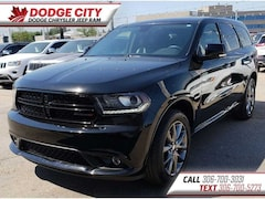 2017 Dodge Durango GT AWD   DVD, 7Pass, Bup Cam, Leather SUV
