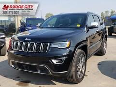 2019 Jeep Grand Cherokee Limited | 4x4 SUV