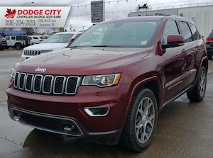 2018 Jeep Grand Cherokee Limited Sterling Edition 4x4 | Rem.Start, Htd.Leat