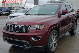 2018 Jeep Grand Cherokee Limited Sterling Edition 4x4 | Rem.Start, Htd.Leat SUV