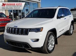 2017 Jeep Grand Cherokee Limited 4x4 | Sunroof, Leather, Bup Cam