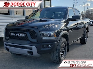 2016 Ram 1500 Rebel | Htd.Seats, Rem.Start, Bup Cam