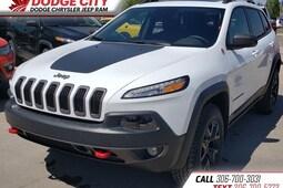 2018 Jeep Cherokee Trailhawk L Plus 4x4 | Leather, Rem.Start, Bup Cam SUV