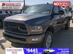 2018 Ram 2500 Laramie | 4x4 | Mega Cab | 6.4 Box Truck Mega Cab