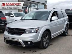 2014 Dodge Journey Crossroad AWD | B/U Cam, Nav, Leather SUV