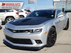 2014 Chevrolet Camaro 2SS RWD | Leather, BTooth, Touchscreen Coupe