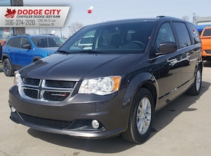 2019 Dodge Grand Caravan SXT Premium Plus | FWD