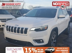 2019 Jeep New Cherokee Limited | 4x4 SUV