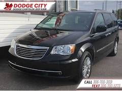 2016 Chrysler Town & Country Touring-L | Bup Cam, TriTemp, Htd.Leather Minivan