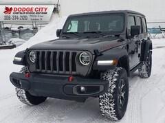2019 Jeep Wrangler Unlimited Rubicon | 4x4 SUV