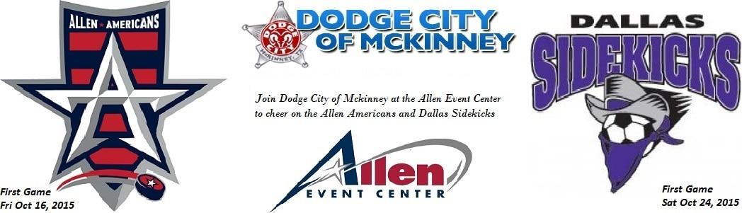 Dodge City Of Mckinney >> Sponsorship Programs Dodge City Of Mckinney Tx Mckinney Denton