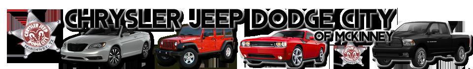 Dodge City Of Mckinney >> Used Dodge Jeep Ram Chrysler Vehicles Mckinney Denton