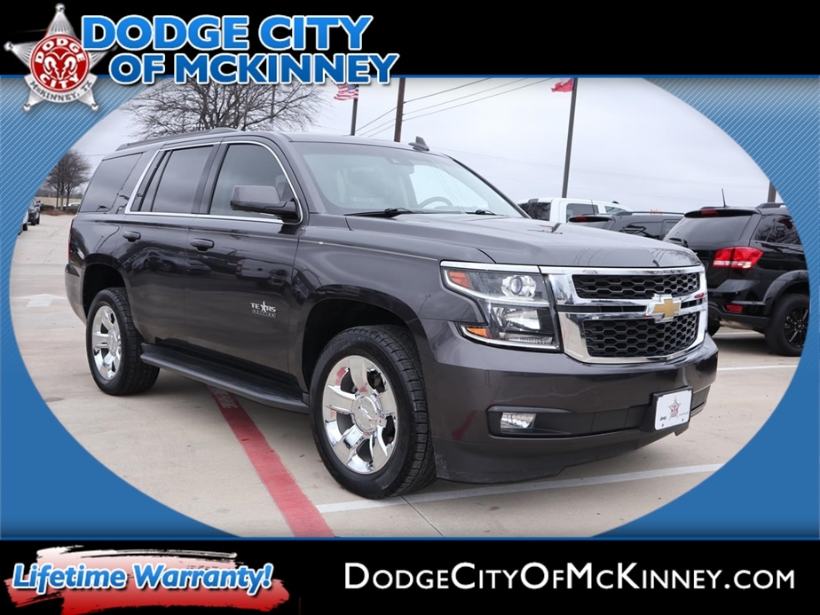 Used Chevrolet Tahoe Mc Kinney Tx