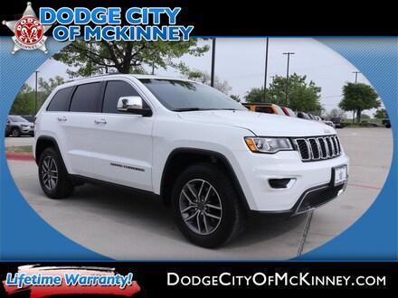 2020 Jeep Grand Cherokee Limited SUV