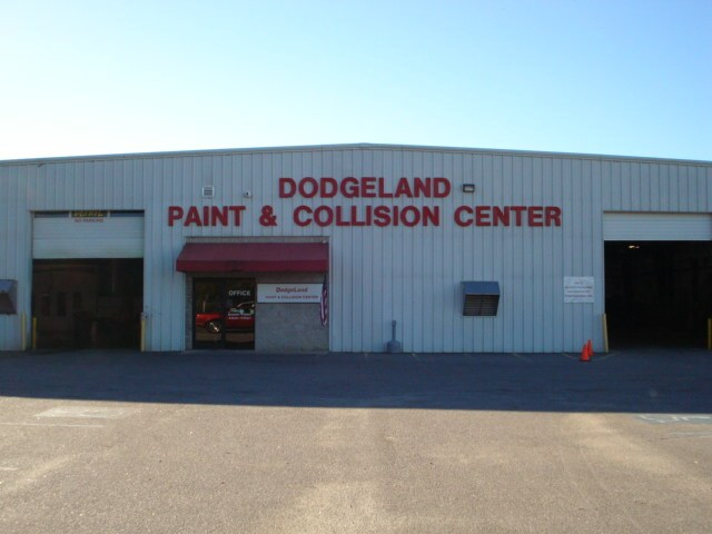 Dodgeland Of Columbia >> Dodge Body Shop Ram And Fiat Repairs Near Hopkins Sc