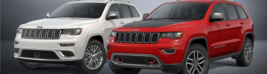 2017 Jeep Grand Cherokee for sale at your Jeep Dealership ...