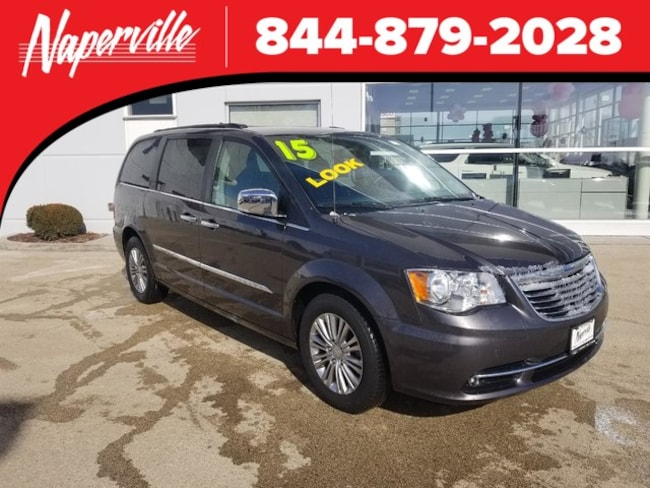 2015 Chrysler Town & Country Touring-L Mini-Van