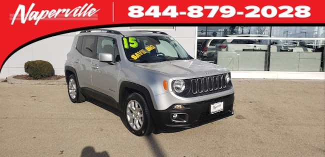 2015 Jeep Renegade Latitude SUV