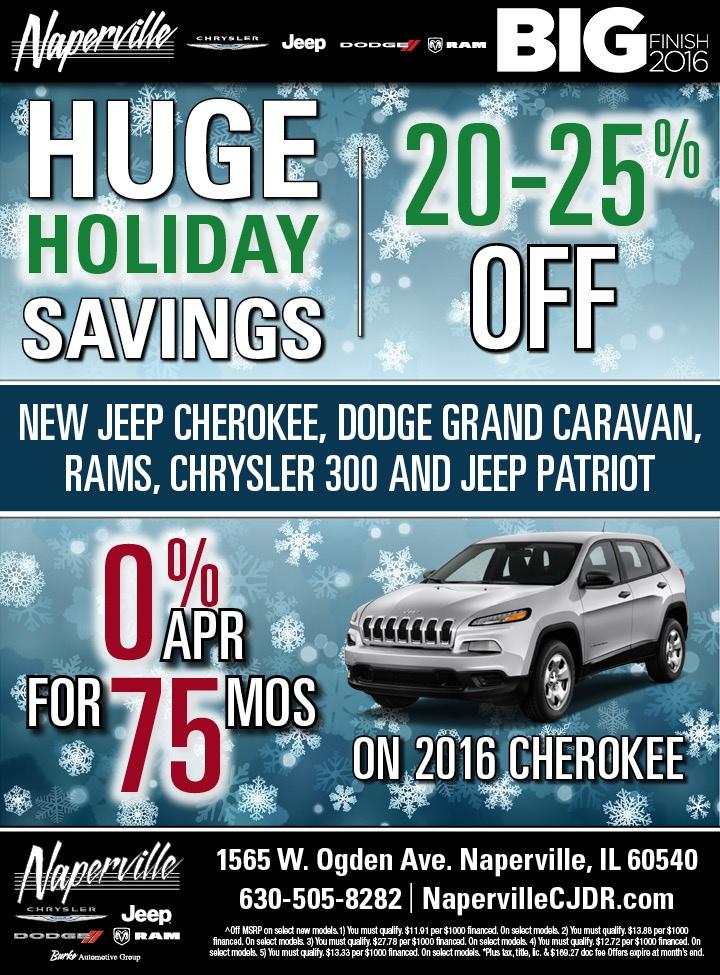 Current Ad | Naperville Chrysler Jeep Dodge RAM