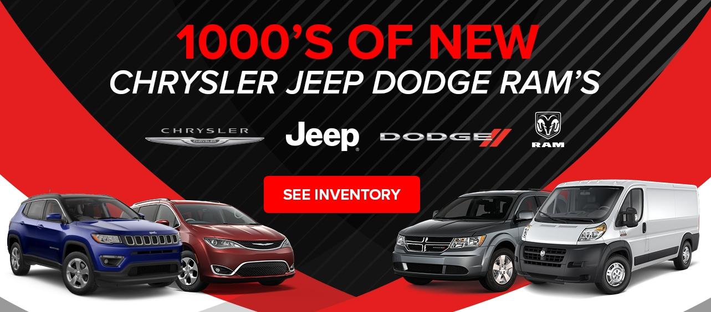 Naperville Chrysler Jeep Dodge RAM | New & Used Car Dealership
