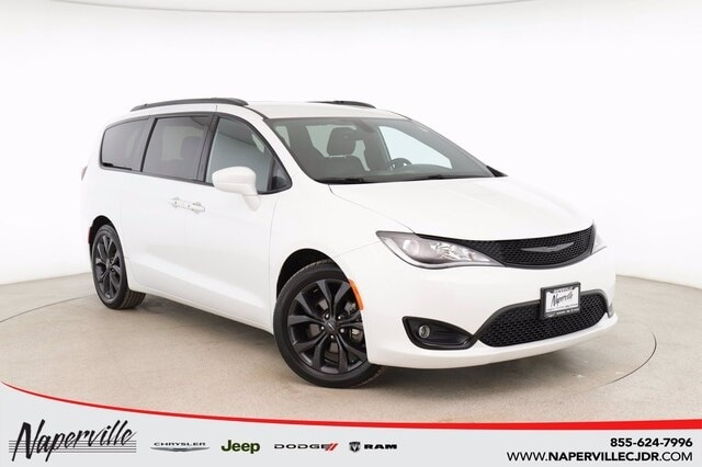 Used Chrysler Pacifica Naperville Il
