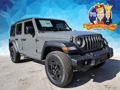 2018 Jeep Wrangler Unlimited UNLIMITED SPORT 4X4 Sport Utility
