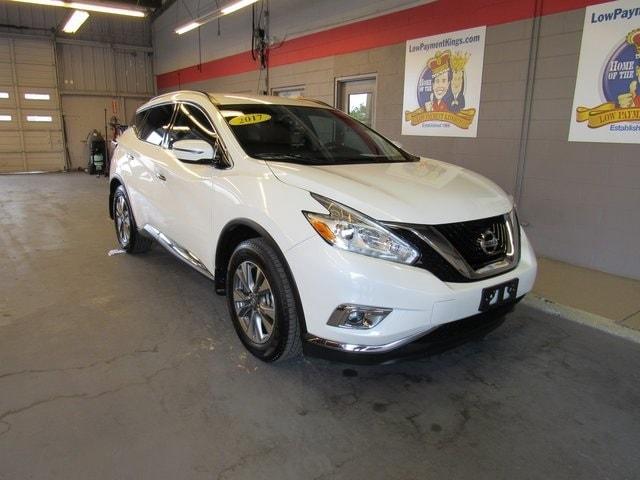 2017 Nissan Murano SV SUV