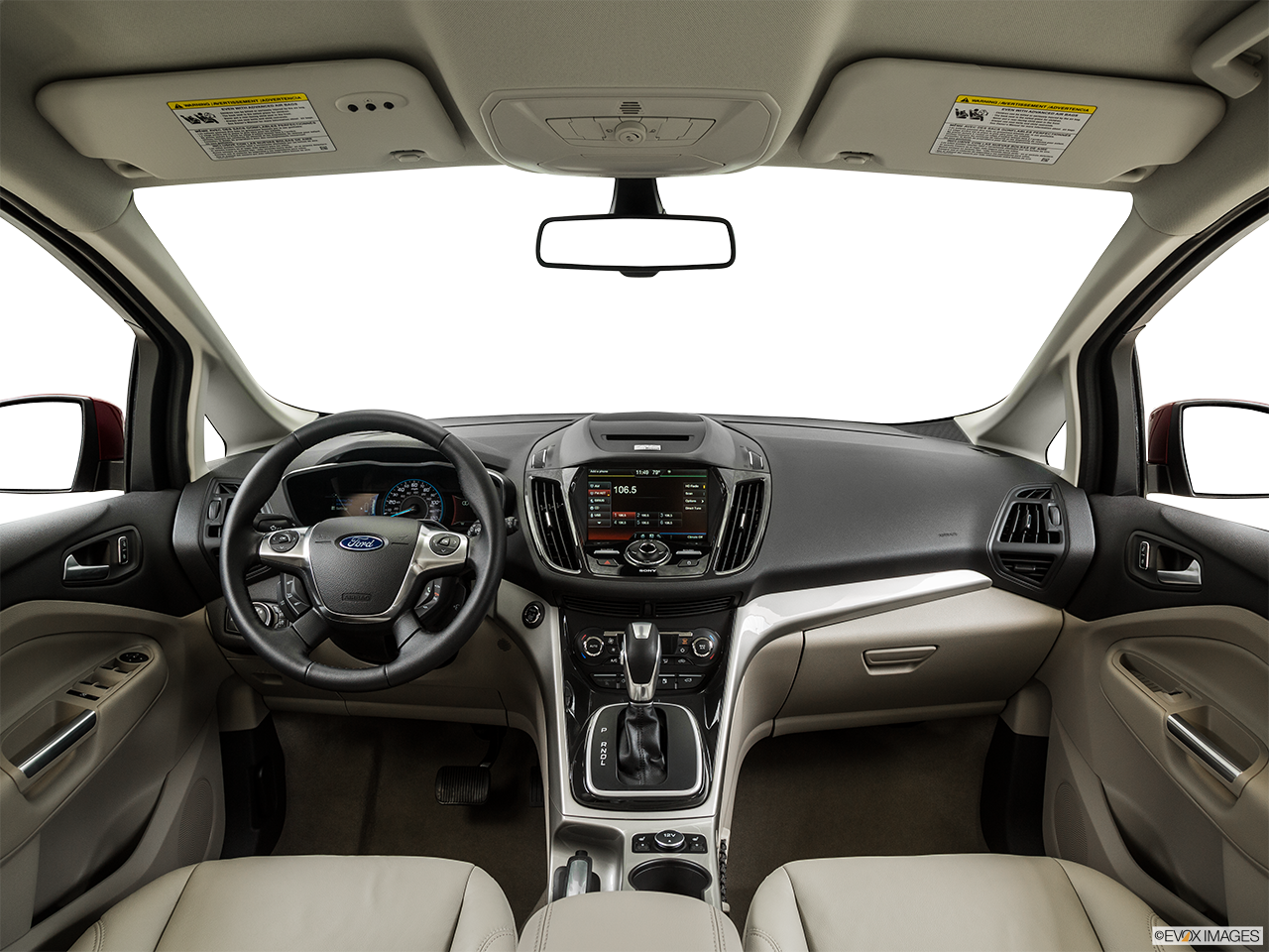 Interior View Of 2015 Ford C-Max in Tulsa