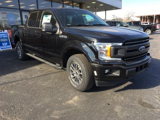 New 2019 Ford F-150 XLT 4WD Supercrew 5.5 Box Crew Cab Pickup DYNAMIC_PREF_LABEL_AUTO_NEW_DETAILS_INVENTORY_DETAIL1_ALTATTRIBUTEAFTER