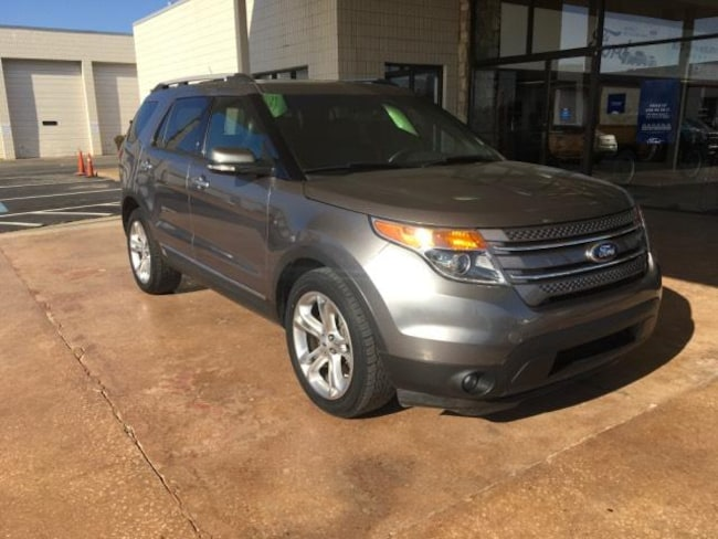Used 2014 Ford Explorer FWD 4dr Limited SUV DYNAMIC_PREF_LABEL_AUTO_USED_DETAILS_INVENTORY_DETAIL1_ALTATTRIBUTEAFTER