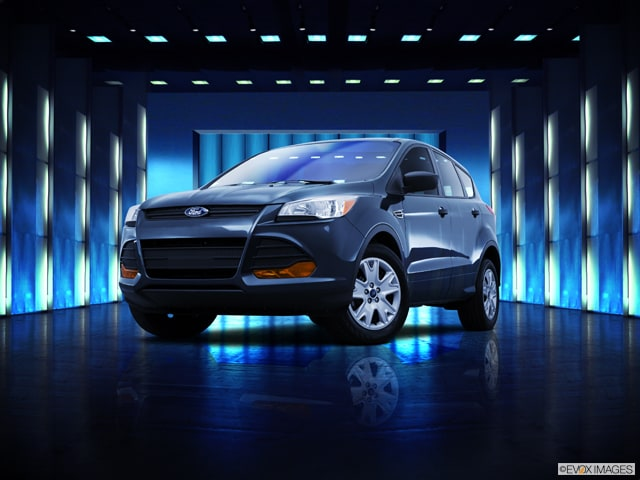 Exterior View Of 2015 Ford Escape in Tulsa