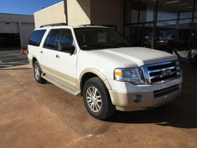 Used 2010 Ford Expedition EL 4WD 4dr Eddie Bauer SUV DYNAMIC_PREF_LABEL_AUTO_USED_DETAILS_INVENTORY_DETAIL1_ALTATTRIBUTEAFTER