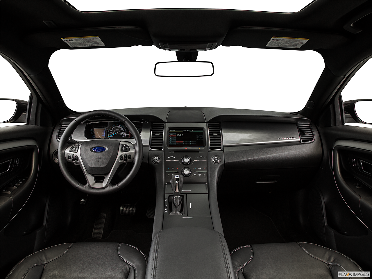Interior View Of 2015 Ford Taurus in Tulsa