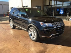 2019 Ford Explorer Limited FWD Sport Utility