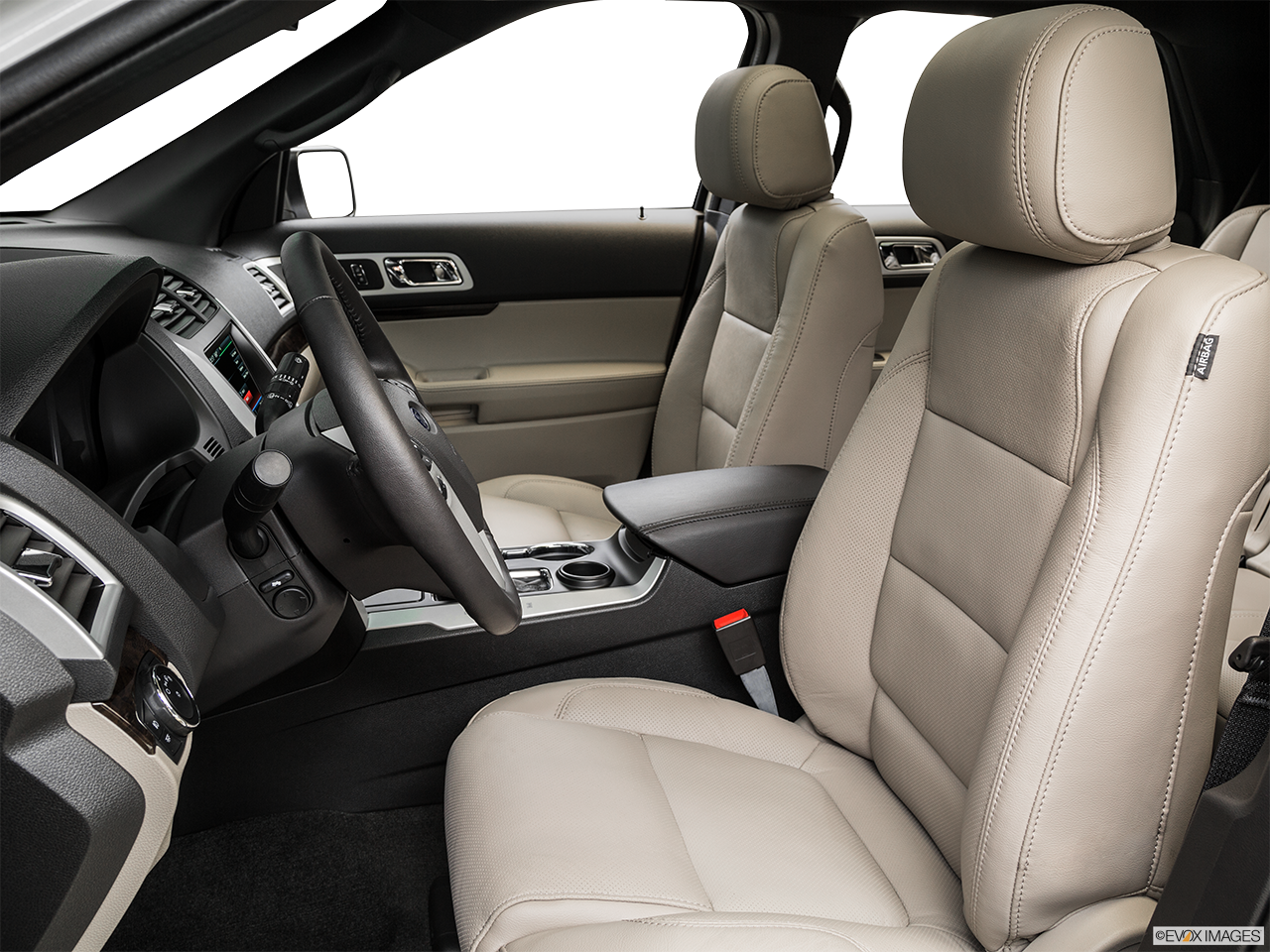 Research The 2015 Ford Explorer in Tulsa
