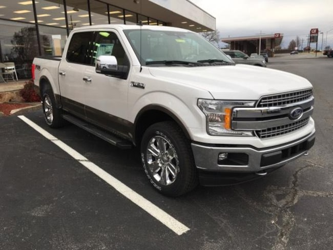 New 2019 Ford F-150 Lariat 4WD Supercrew 5.5 Box Crew Cab Pickup DYNAMIC_PREF_LABEL_AUTO_NEW_DETAILS_INVENTORY_DETAIL1_ALTATTRIBUTEAFTER