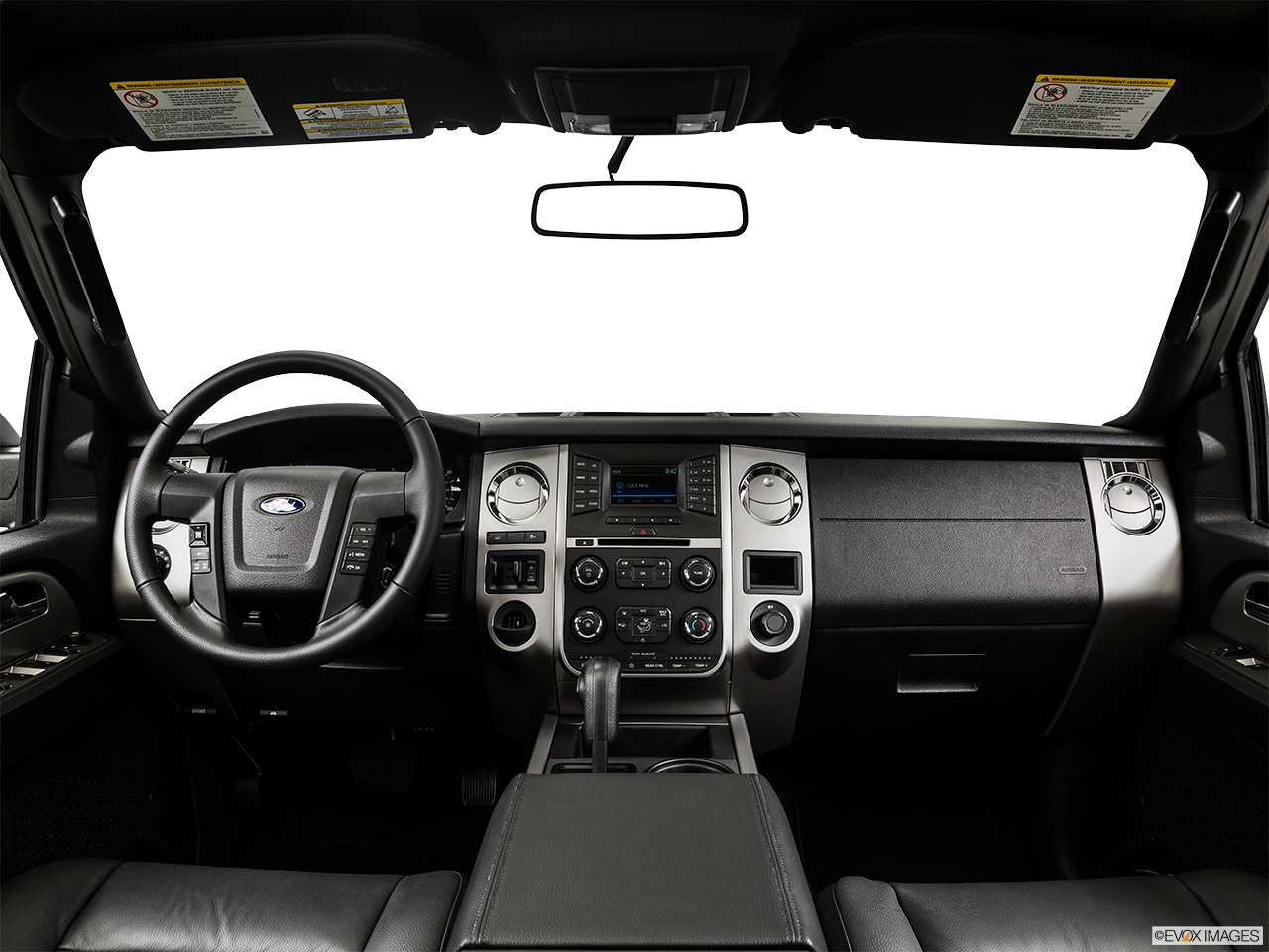Interior View Of 2015 Ford Expedition in Tulsa