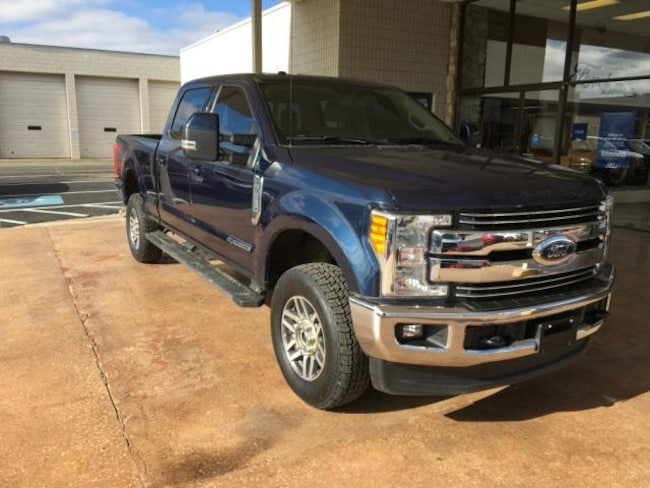 Used 2017 Ford Super Duty F-250 SRW Lariat 4WD Crew Cab 6.75 Box Truck Crew Cab DYNAMIC_PREF_LABEL_AUTO_USED_DETAILS_INVENTORY_DETAIL1_ALTATTRIBUTEAFTER