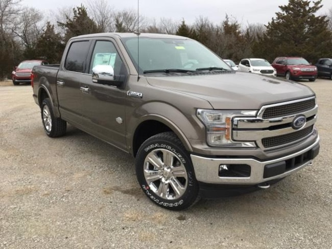 New 2019 Ford F-150 King Ranch 4WD Supercrew 5.5 Box Crew Cab Pickup DYNAMIC_PREF_LABEL_AUTO_NEW_DETAILS_INVENTORY_DETAIL1_ALTATTRIBUTEAFTER