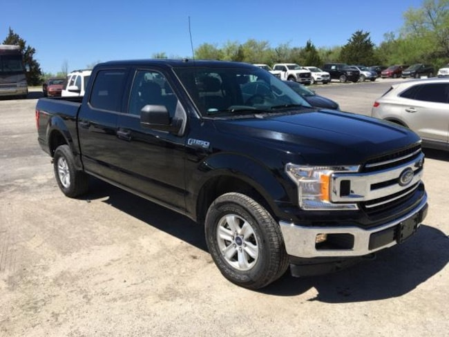 Used 2018 Ford F-150 XLT 4WD Supercrew 5.5 Box Truck SuperCrew Cab DYNAMIC_PREF_LABEL_AUTO_USED_DETAILS_INVENTORY_DETAIL1_ALTATTRIBUTEAFTER