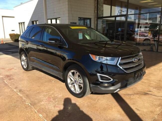 2018 Ford Edge Titanium FWD SUV