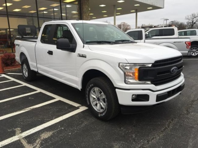 New 2018 Ford F-150 XL 4WD Supercab 6.5 Box Extended Cab Pickup DYNAMIC_PREF_LABEL_AUTO_NEW_DETAILS_INVENTORY_DETAIL1_ALTATTRIBUTEAFTER