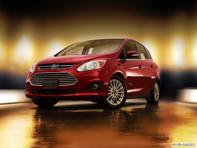 Exterior View Of 2015 Ford C-Max in Tulsa