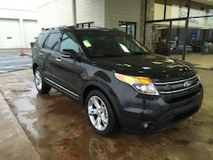 2011 Ford Explorer 4WD 4dr Limited SUV