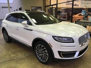 2019 Lincoln Nautilus Reserve AWD Sport Utility