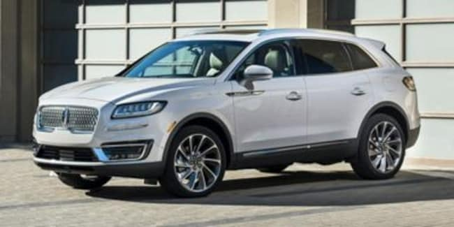 2019 Lincoln Nautilus Reserve AWD Sport Utility